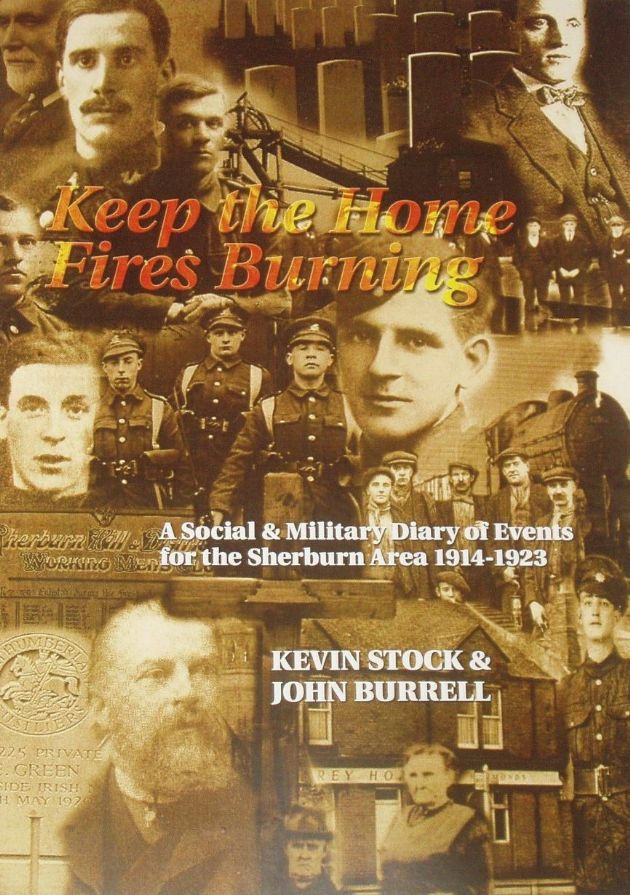 Keep the Home Fires Burning, by Kevin Stock and John Burrell